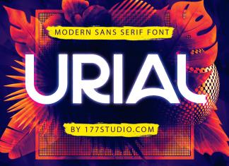 URIAL Sans Font