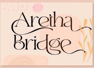 Aretha Bridge – Modern Serif Font