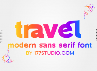 Travel Elegant Font